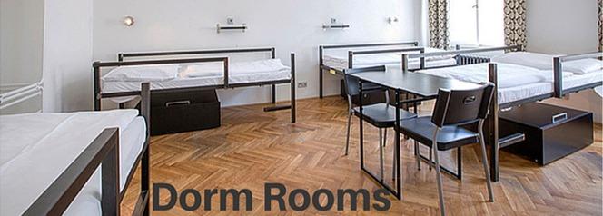 sophies hostel prague dorm rooms