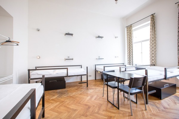 Sophie's Hostel Dorm Room