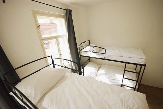 Sophies Hostel Dorm Room