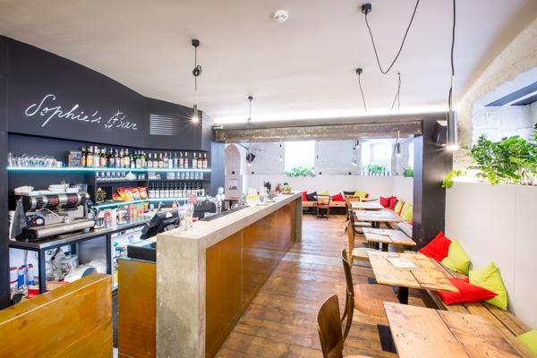 Sophie's Bar Prague