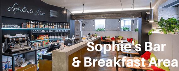 Sophie's Bar & Breakfast Area Prague