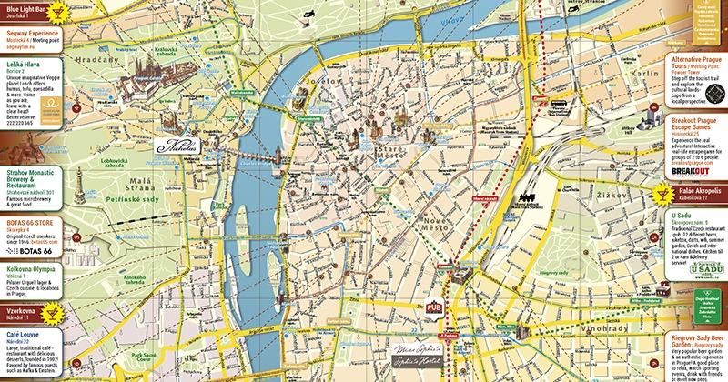 sophie's hostel prage map 800x420