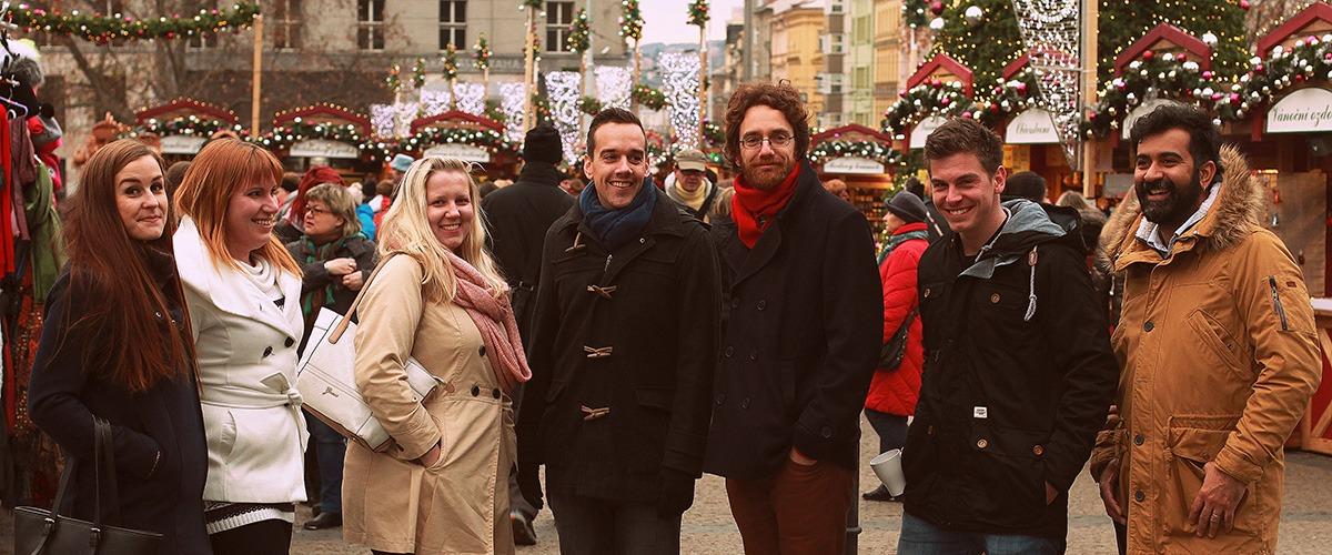 christmas markets prague