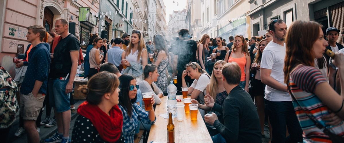 korso krymska street festival prague