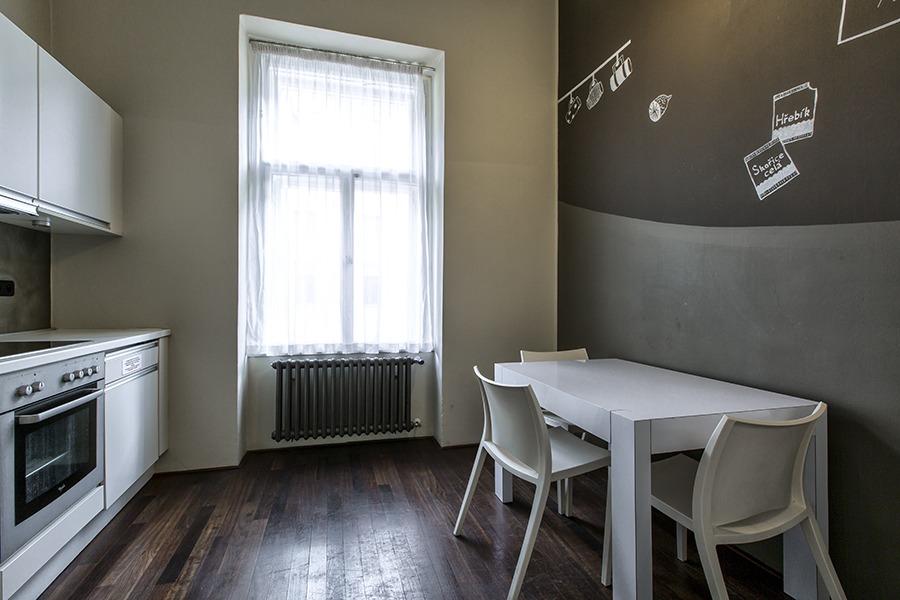 Female Dorm Kitchen