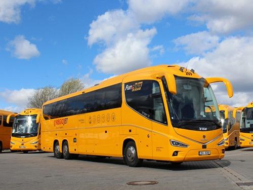 regiojet buses