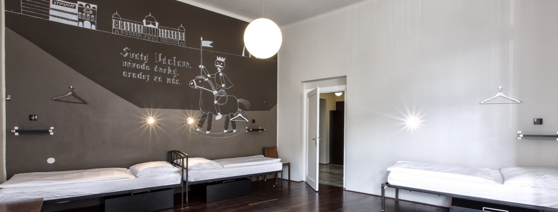 Design small dorms